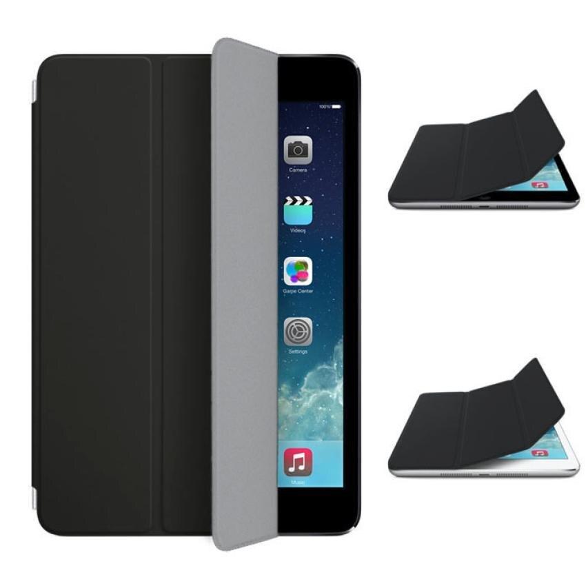 #15 NEW Luxury Slim Magnetic PU Leather Smart Cover Sleep Case For iPad mini 3 Retina Wake up/Sleep