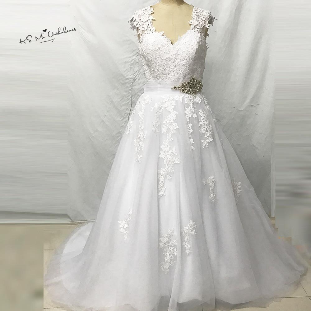20d9f1246006a عيد بوهو الرباط فستان زفاف الأميرة العروس فساتين الزفاف أثواب 2017 عبر الصين  زين vestidos دي noivas بوداس