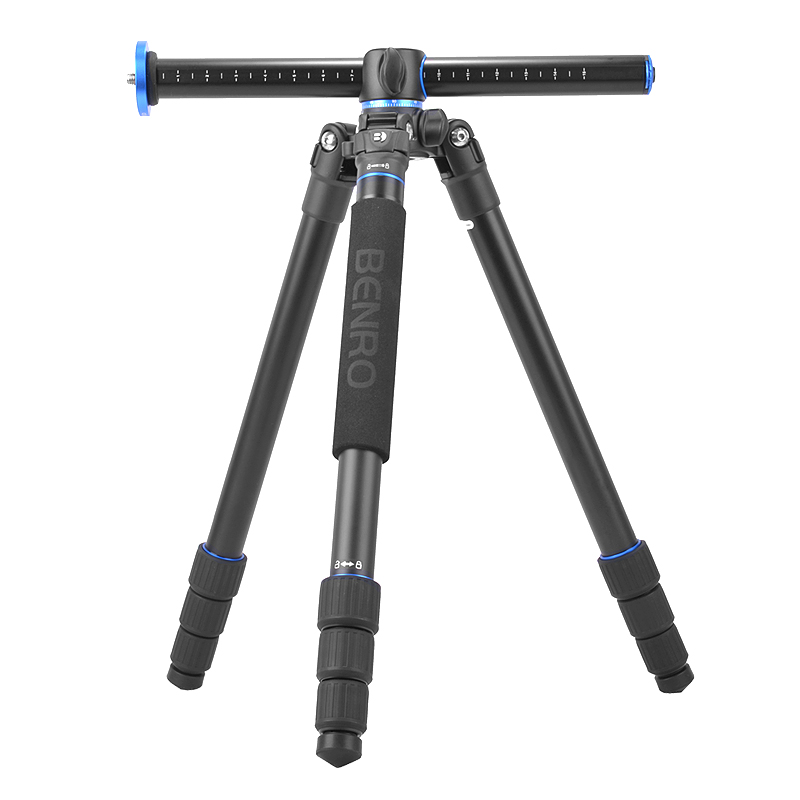 wholesale DHL Tripod Benro SystemGo GA258T professional SLR digital photography aluminum tripod transversely dhl new gopro benro a373ts6 s6 hydraulic ball head dual bird watching tripod camera photography tripod wholesale