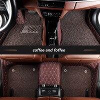 kalaisike Custom car floor mats for Buick GL6 Excelle Enclave null VELITE 5 envision Encore GL8 Verano Avenue Lacrosse Rega Park