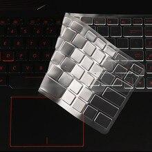 """Прозрачный чехол для ноутбука из ТПУ Защита клавиатуры для ASUS ROG GL753 GL753VD GL753VE 17,"""" выпуска"""