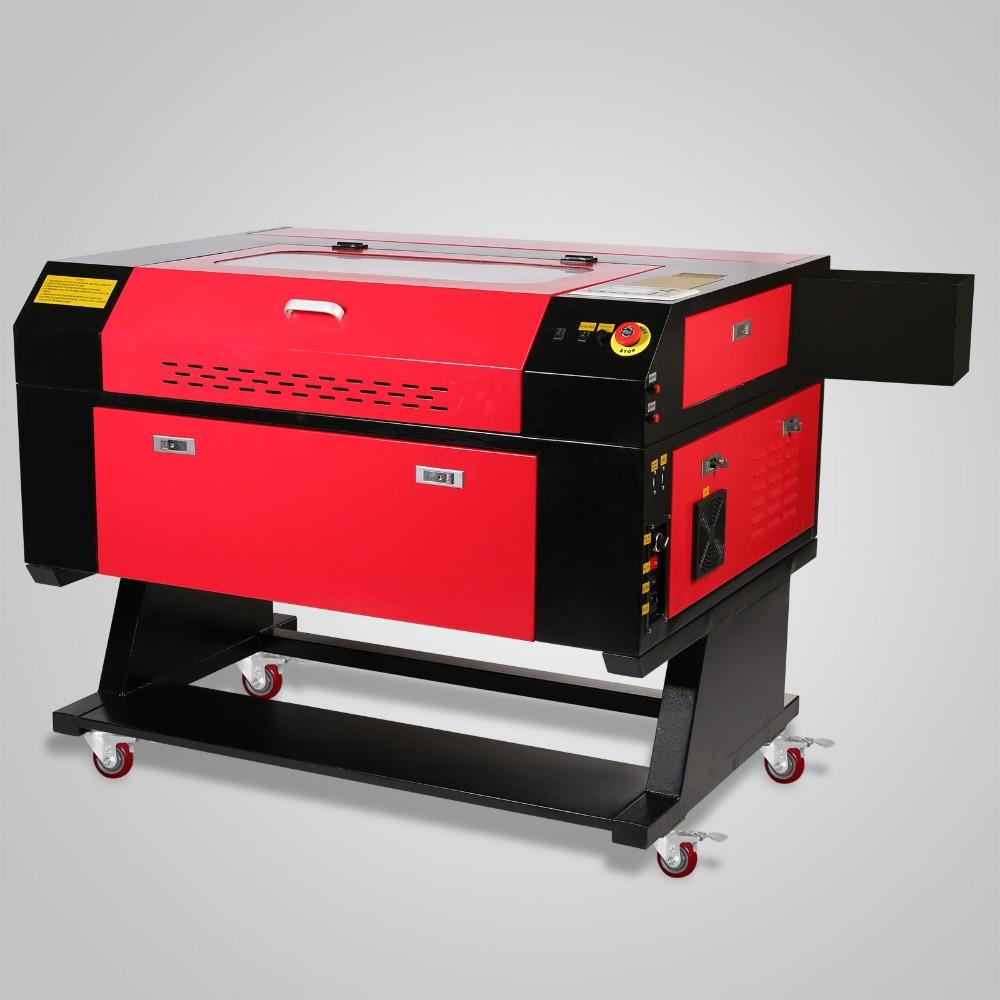 PORT d'usb précis de coupeur de graveur de découpeuse de gravure de LASER de CO2 de 80W