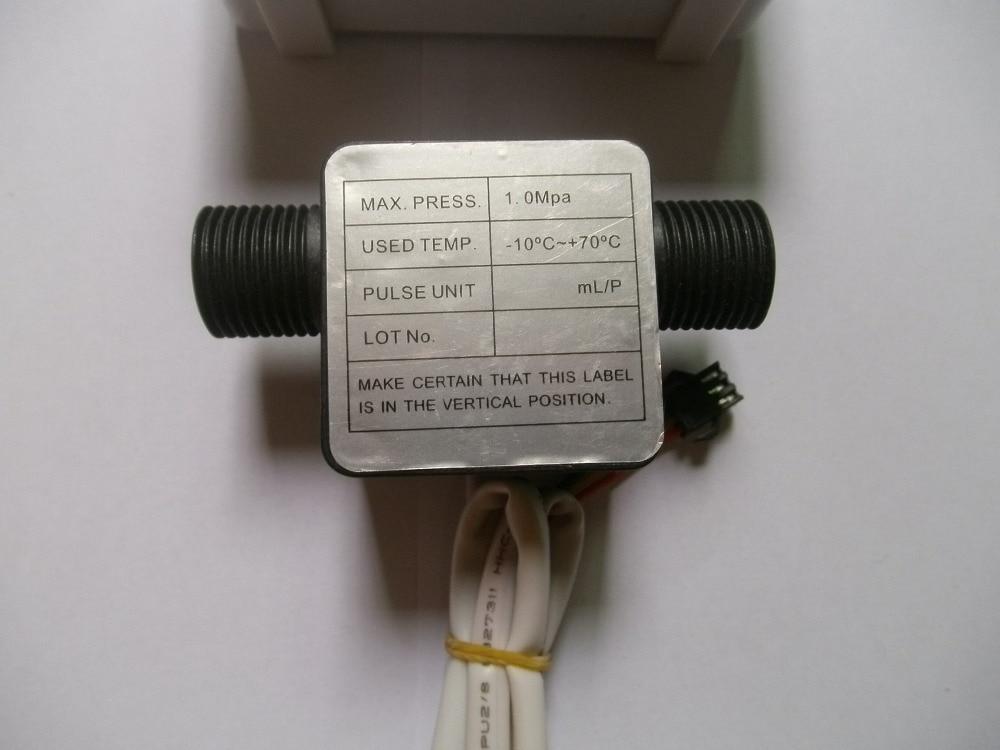 Przepływomierz ciekłego oleju opałowego z benzyną 1/2 '' diesel - Przyrządy pomiarowe - Zdjęcie 4