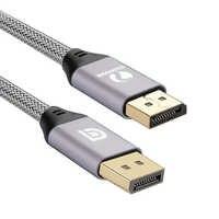 DisplayPort Kabel 4K 60Hz DP 1,2 Version Schnur Ultra HD 3D Für HDTV PC Grafikkarten Laptop Projektor kabel Displayport