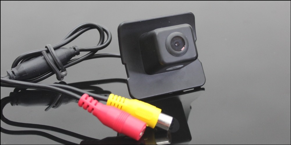Original Reserved Hole Car Camera For Mercedes Benz ML M Class MB W164 ML350 ML330 ML63 AMG ML450 ML500 Rear View BackUp RCA CAM show