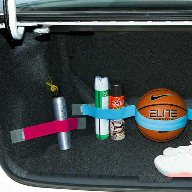 Organizador Mala do carro Carro-styling Prender Correia Bandagem Fixa Diversos Estiva Tidying Interior para Toyota Honda Ford VW Audi BMW