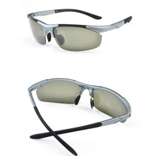 Top Quality Polarized Fishing Glasses Men UV400 Sunglasses TR90 Frame Sun Glasses for Fishing Cycling Driving with Gift Box