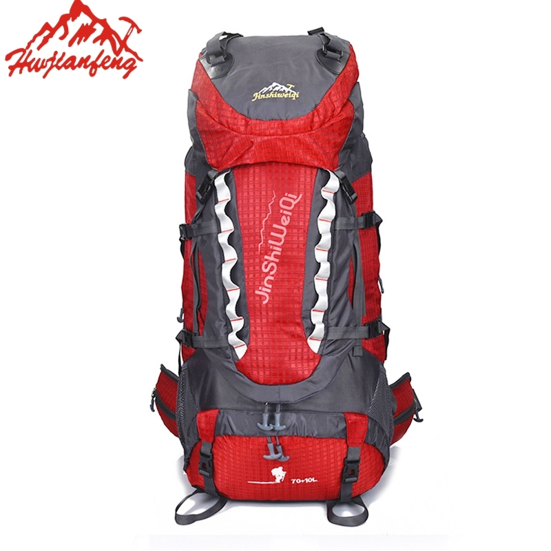 80L Large Capacity Outdoor Sports Climbing Cycling Bicycle Bag Sport Rucksacks Professional Unisex Climbing Hiking Backpack mountec large outdoor backpack travel multi purpose climbing backpacks hiking big capacity rucksacks sports bag 80l 36 20 80cm