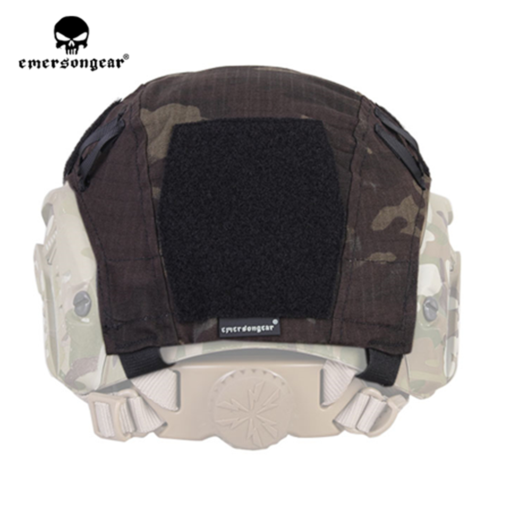 emersongear Emerson Tactical FAST Helmet Cover Hunting Camo Helmet Cover Headwear MCBK