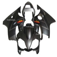 Customize ABS hulls plastic Injection molding fairings set for CBR 600 F4i 2001 2002 2003 cbr600f4i 01 02 03 black