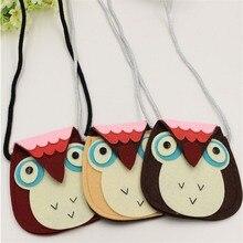 Animal Cute Baby Leisure Messenger Shoulder Bags Kids Girls Casual Handbag  Bags 29 Styles