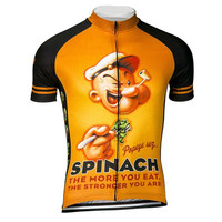 I Y Am Cycling Jersey Cycling Clothing Racing Sport Bike Jersey Tops Cycling Wear Short Sleeves