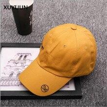 58e39001801a5 Xuyijun broderie casquette marque Drake casquette blanc casquettes de baseball  hip hop strapback chapeau pour femme