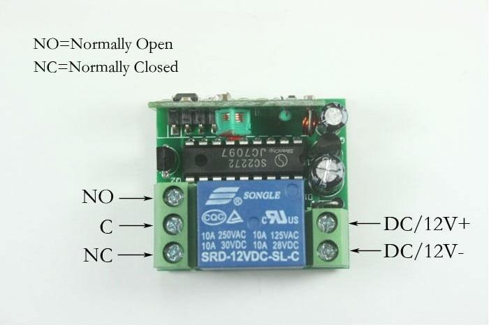 aliexpress com buy 12v 1ch access control auto door lock wireless door lock systems aliexpress com