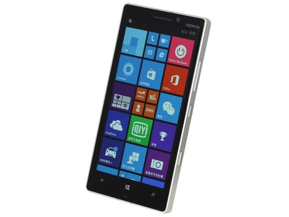 Original Nokia Lumia 930 cell phone 20MPs