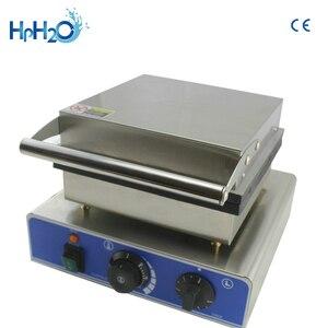 Image 3 - Commercial CE Electric 110V 220V pcs lolly stick waffle maker machine Waffle Stick Baker Waffle Iron cake oven