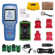 OBDSTAR X100 PRO (C+D+E) Auto Key Programmer for IMMO+Odometer+OBD Software Include PIC and EEPROM Adapter