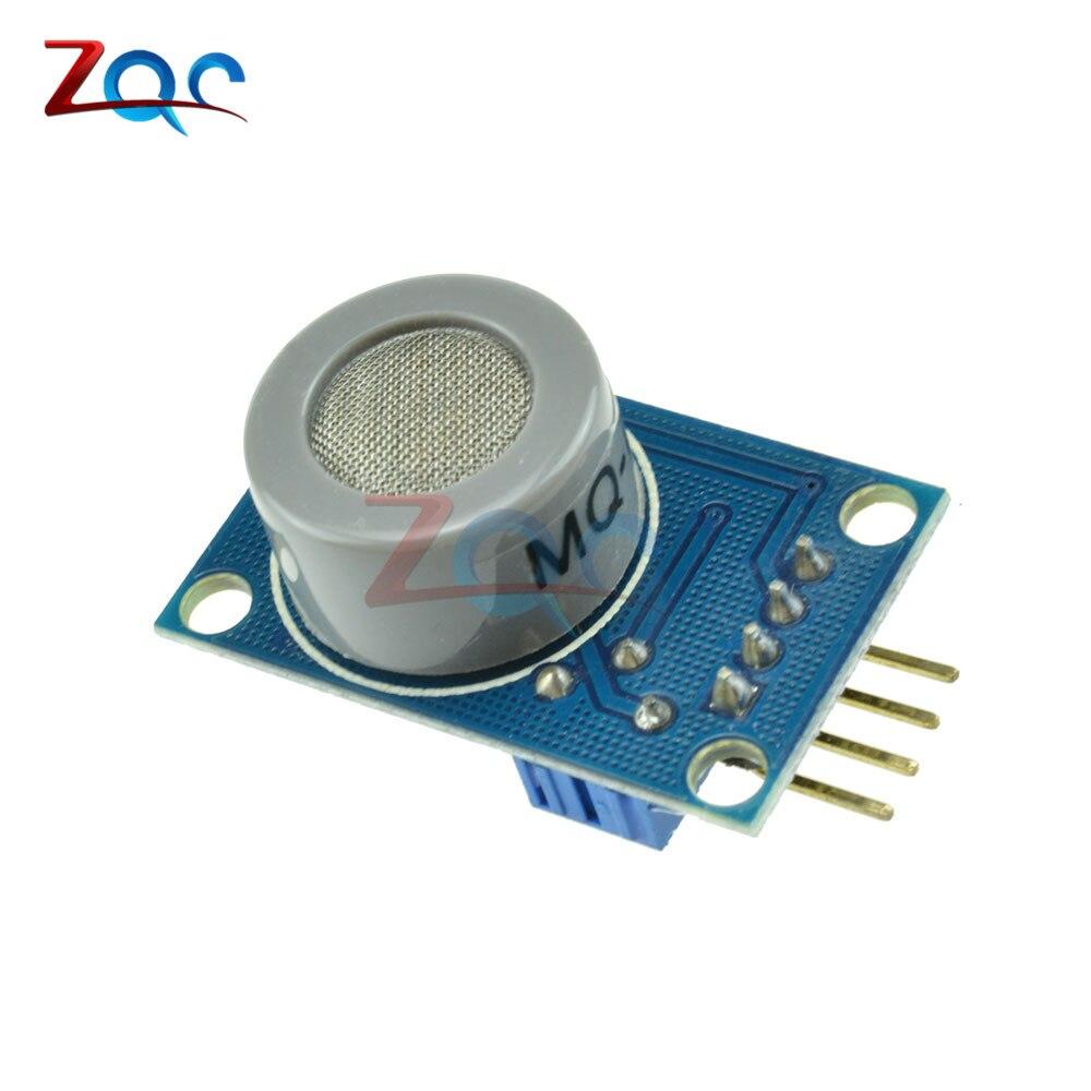 MQ-7 Module Carbon Monoxide Gas Sensor Detection Alarm MQ7 Sensor Module For Arduino New