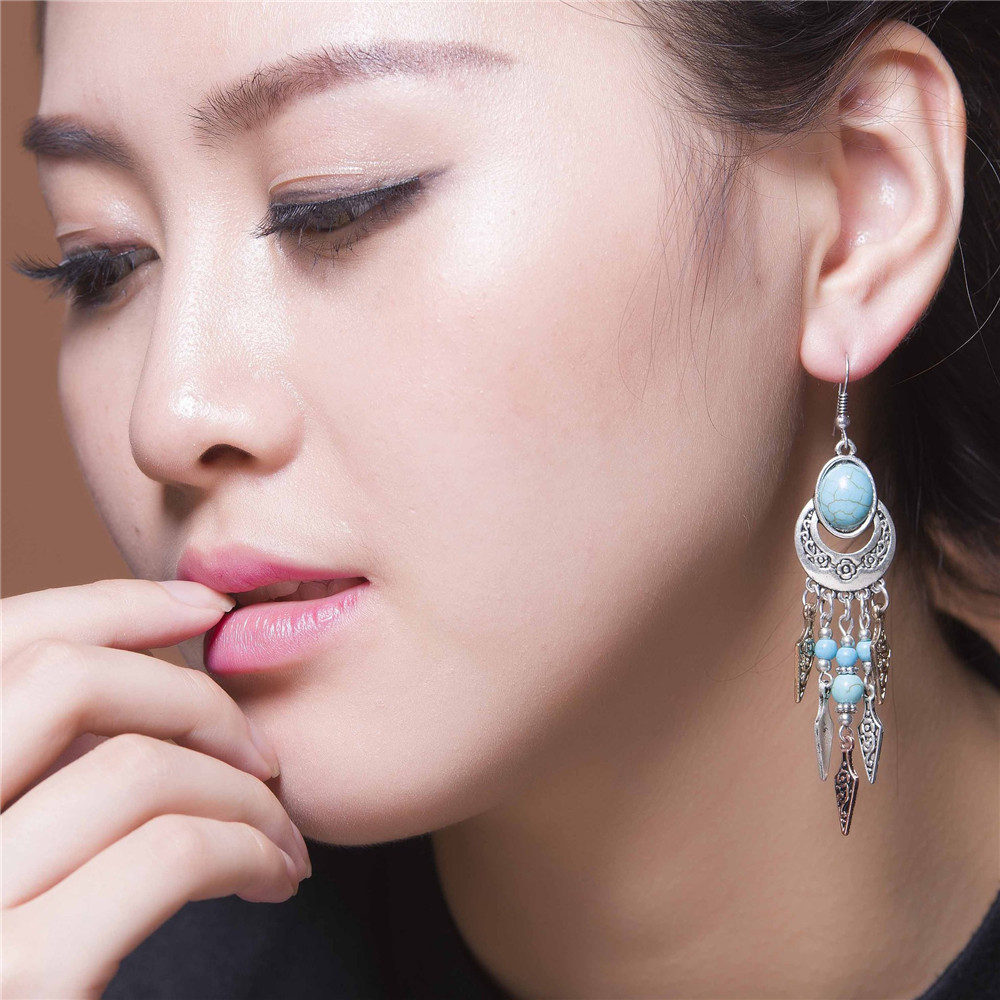 Tribal Font B Earrings B
