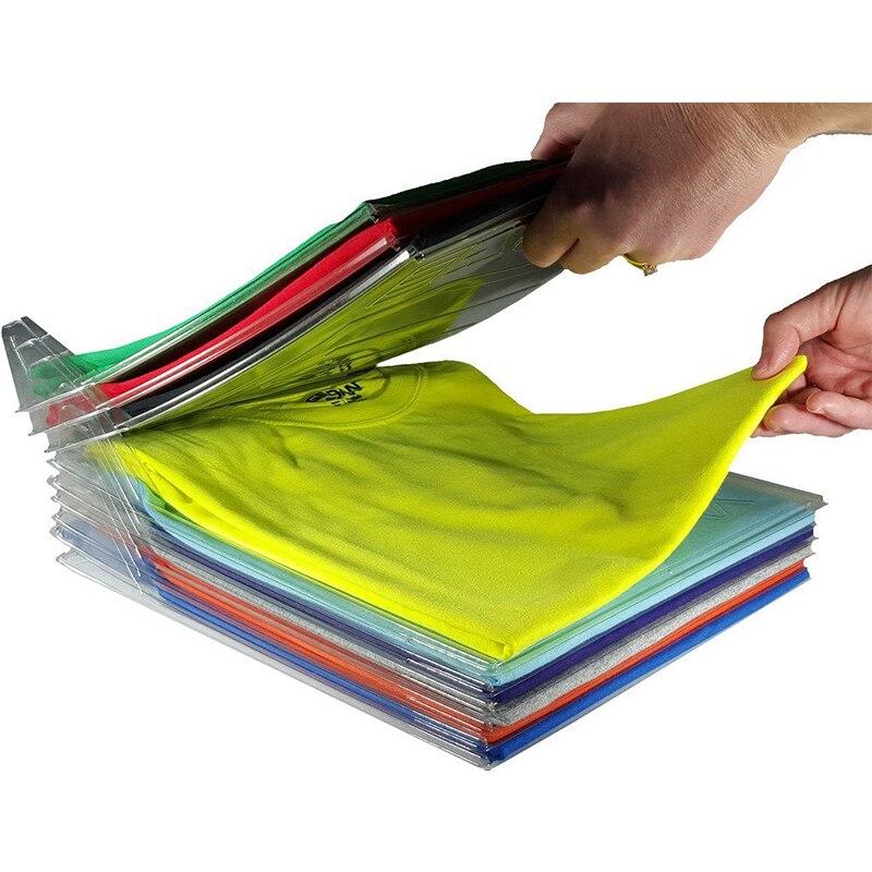 2019 New 5pcs/lot Clothes Organizer System Closet Organizer Drawer Organizer Organization Office Desk File Cabinet Organizer