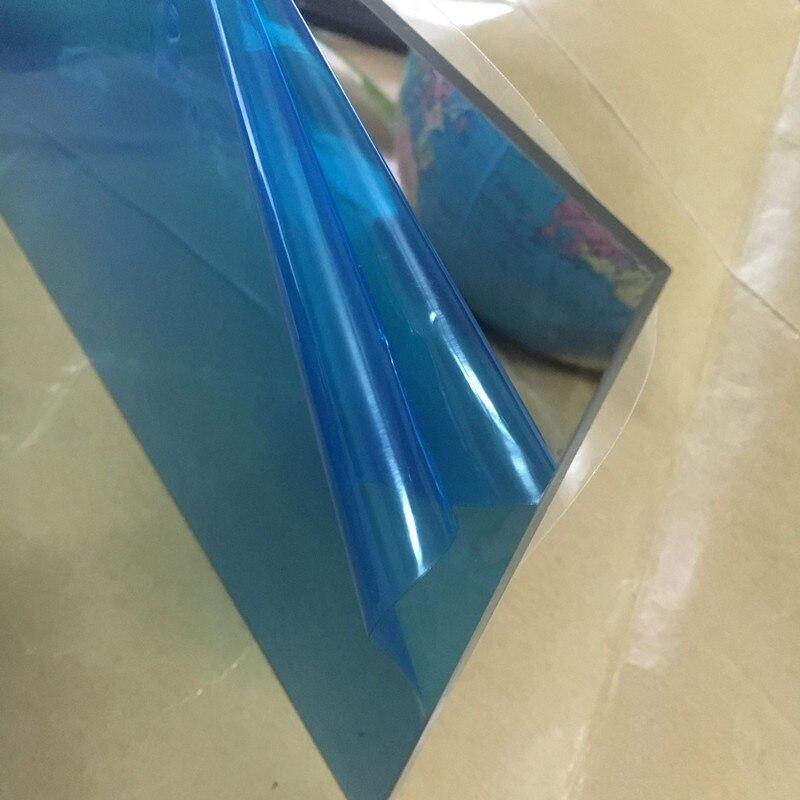 Espelho de prata 300x400x3mm de acrílico de