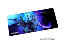cheapest dota 2 mouse pad locked edge pad to mouse notbook computer mousepad 900x400mm gaming padmouse gamer keyboard mouse mats