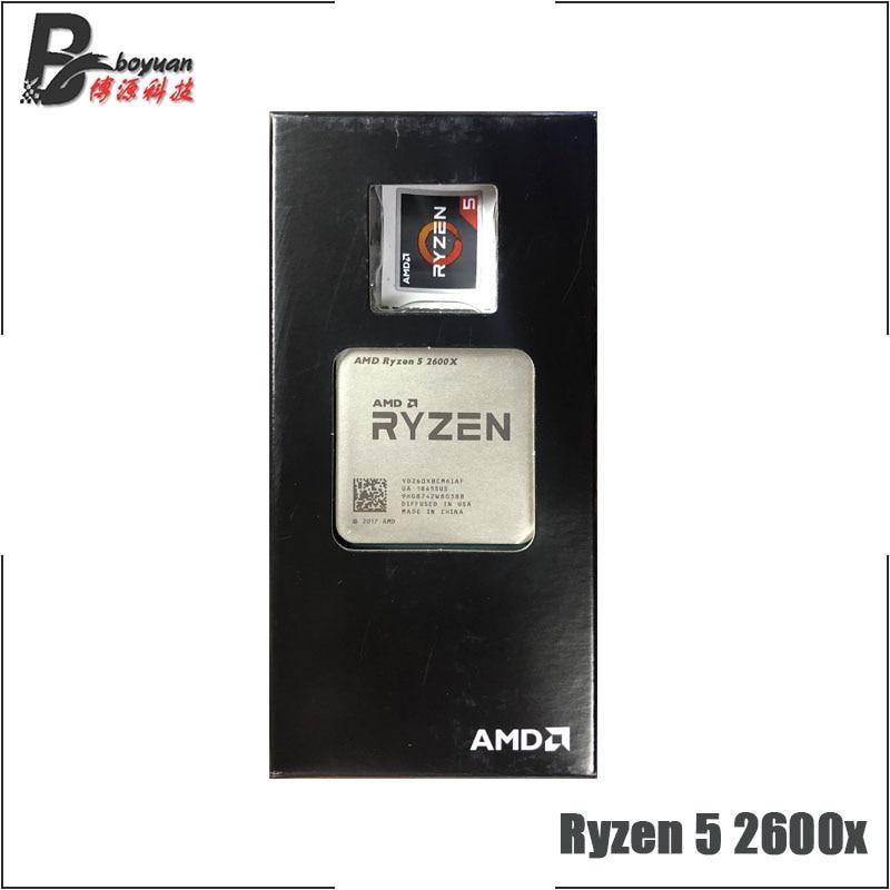 Big Discount Amd Ryzen 5 2600x R5 2600x 3 6 Ghz Six Core Twelve Thread Cpu Processor L2 3m L3 16m 95w Yd260xbcm6iaf Socket Am4 September 2020