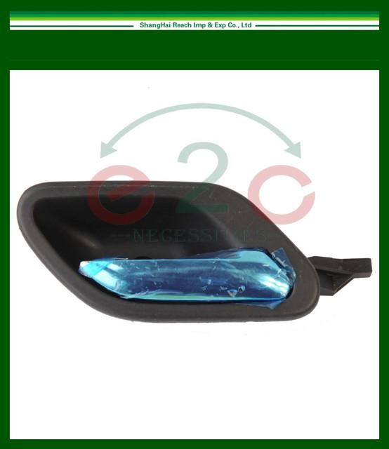 Nova direita preto com chrome dentro maçaneta da porta para bmw e38 e39 1995-2003 51218226050 51 21 8 226 050