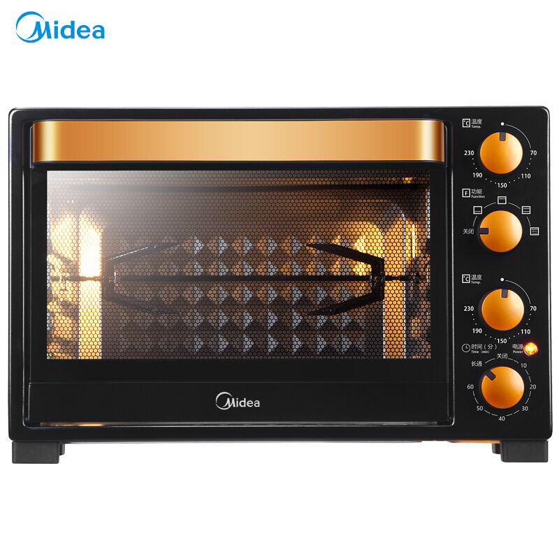 1500W Electric Home Single Oven Multi-Function Fully Automatic 32 Liter Large Capacity Cake Baking Machine Stainless Steel Tool1500W Electric Home Single Oven Multi-Function Fully Automatic 32 Liter Large Capacity Cake Baking Machine Stainless Steel Tool