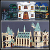 IN STOCK LEPIN 16030 1240Pcs Creative Movies Series The Hogwarts Castle Set Model Building Block Children