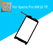 High Quality Touch Screen For Sony Ericsson for Xperia Pro MK16 MK16a MK16i Digitizer Sensors Glass