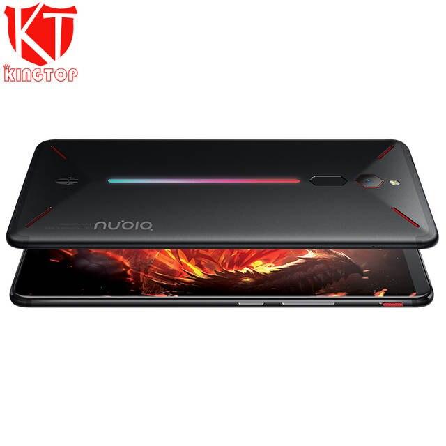 Original Zte Nubia Red Magic Game Mobile Phone 6 Octa Core 6 8gb 64