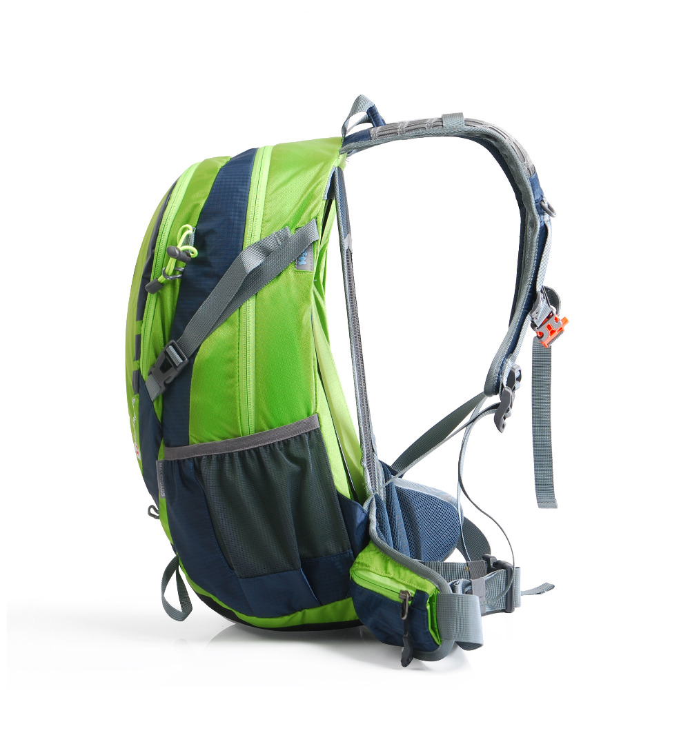 Maleroads cyclisme Bakcpack 30L vélo sac à dos vélo sac à dos route équitation sac à dos pour Camping randonnée sac de voyage hommes femmes - 2