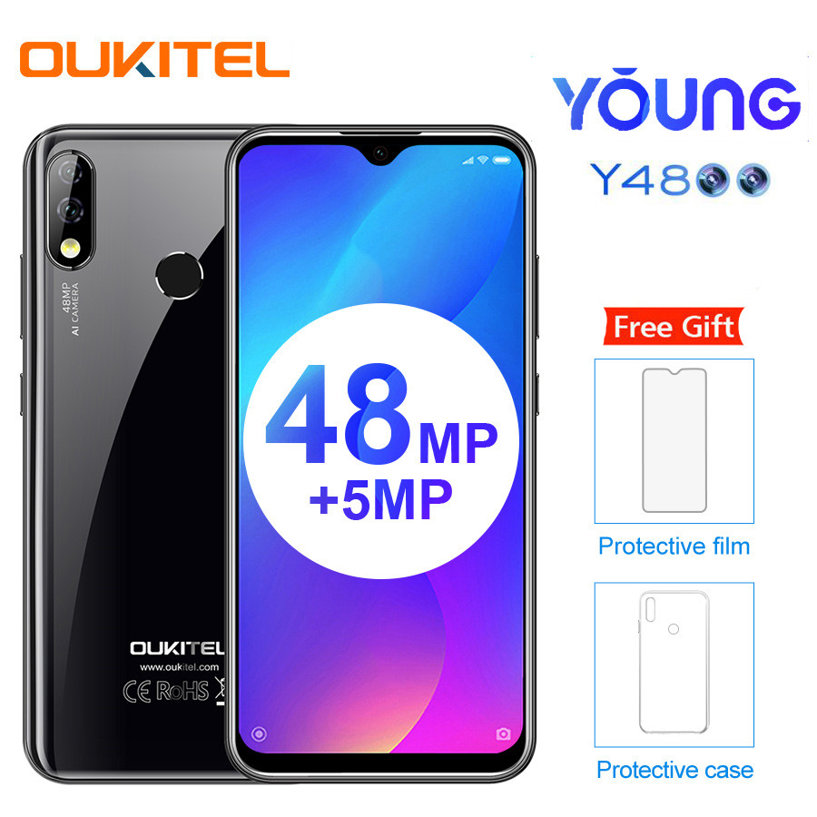 OUKITEL Y4800 6.3