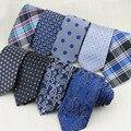 Man han edition fashion narrow ties/With the dot/cashew flower/grid/classic light snow flower pattern design