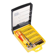 33 in 1 Multifunction Screwdriver Tool Set Precision Kit For Phone Computer