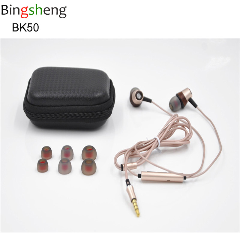 With Earbuds IEMS 1BA