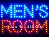 Led069-b męska Pokój, Człowiek, Męski Wc LED Neon Zarejestruj Hurtownie Dropshipping