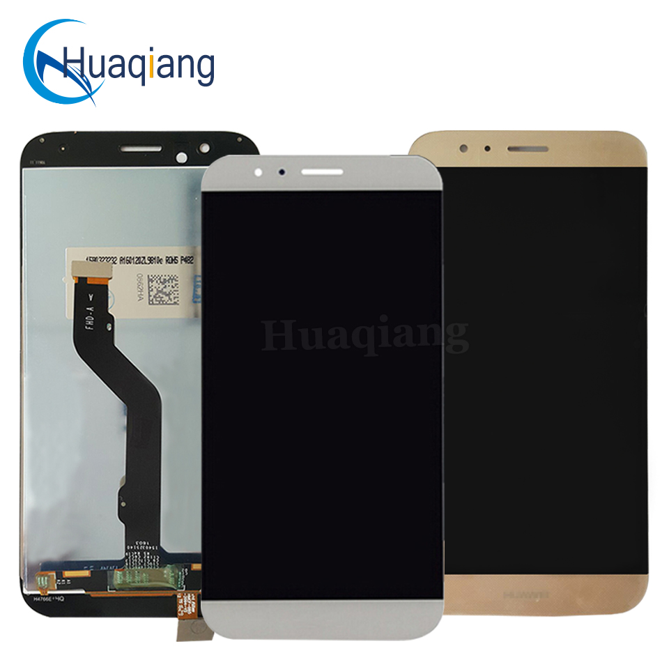 For Huawei G8 LCD Display+Touch Screen Sensor Complete Digitizer Assembly Replacement For Huawei GX8 G8 FULL SCREEN
