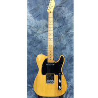 Galilee TL electric guitar,Maple fretboard,Butterscotch Blonde body,2 Single coils pickups,Real picture!Free shipping!
