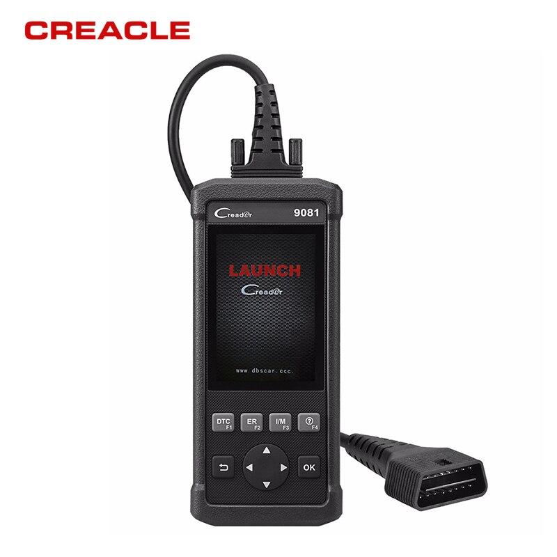 Diagnostic-Tool Original Launch DIY Scanner CReader 9081 CR9081 Full OBD2 Scanner/Scan OBD+ABS+SRS+Oil+EPB+BMS+SAS+DPF все цены