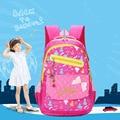 Fashion Children School Bags 2016 Brand Design Child Backpack In Primary School Backpacks For Boys And Girl Mochila Infantil Zip
