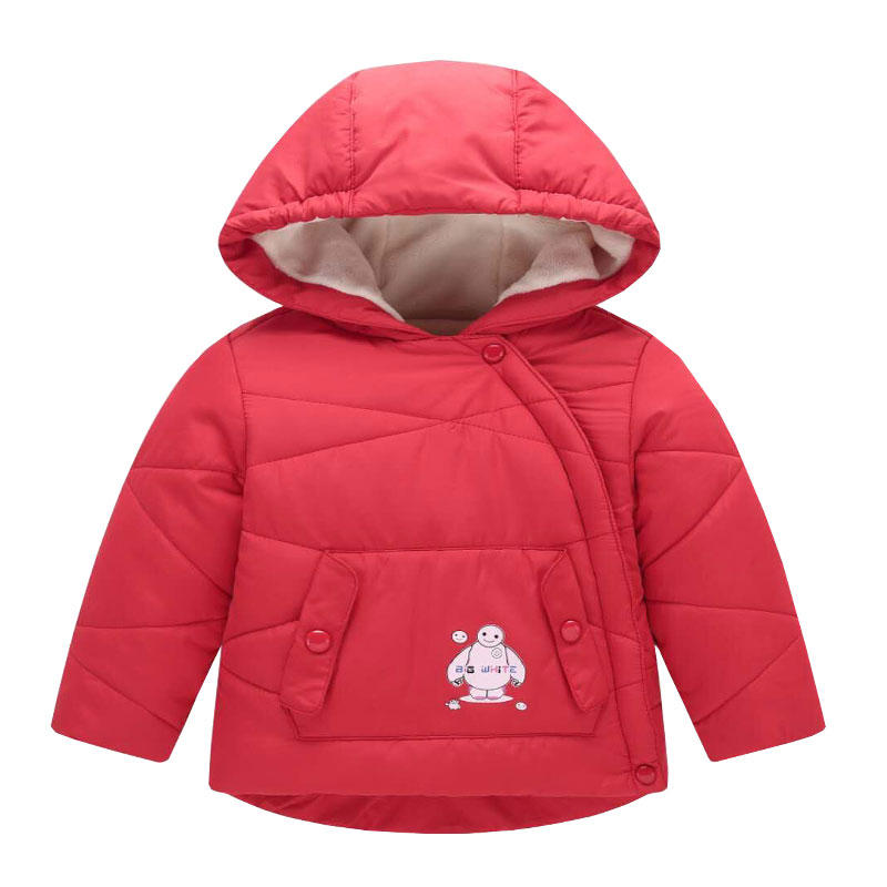 Jackets For Children New Kids Toddler Parka Boys Girls Coat&Jacket Autumn Winter Outerwear Windbreaker Baby Thick Cotton Clothes children winter coats jacket baby boys warm outerwear thickening outdoors kids snow proof coat parkas cotton padded clothes
