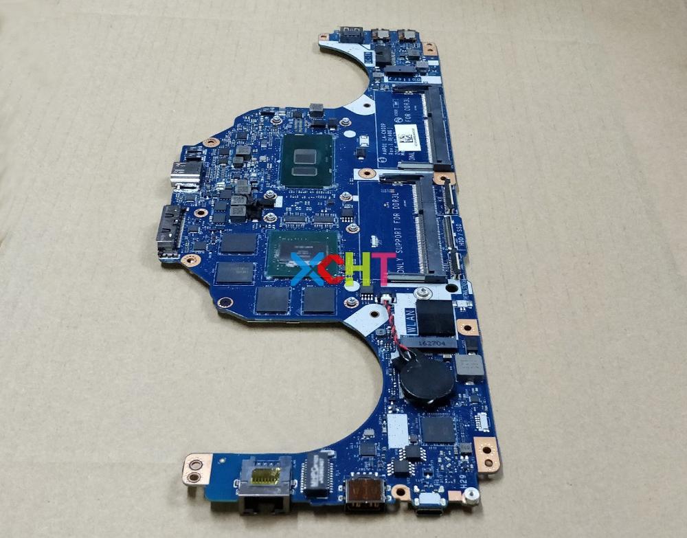 Image 5 - Para Dell Alienware 13 R2 TXYDJ 0TXYDJ CN 0TXYDJ AAP01 LA C902P w i7 6500U CPU N16E GR A1 GPU placa base portátil a pruebaPlaca base de portátil   -