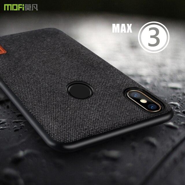 6fd31f3721f for Xiaomi Mi Max 3 case cover MOFI mi max 3 Fabrics Cover Case mi ...