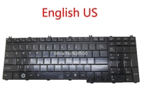 Laptop US JP Keyboard For Toshiba For Satellite A500 A505 X505 P300 X300 English US Japanese MP 08H73US6356 MP 08H70J06356 new|Keyboards| |  -