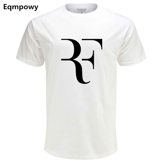 Summer RF TShirt Men Roger...