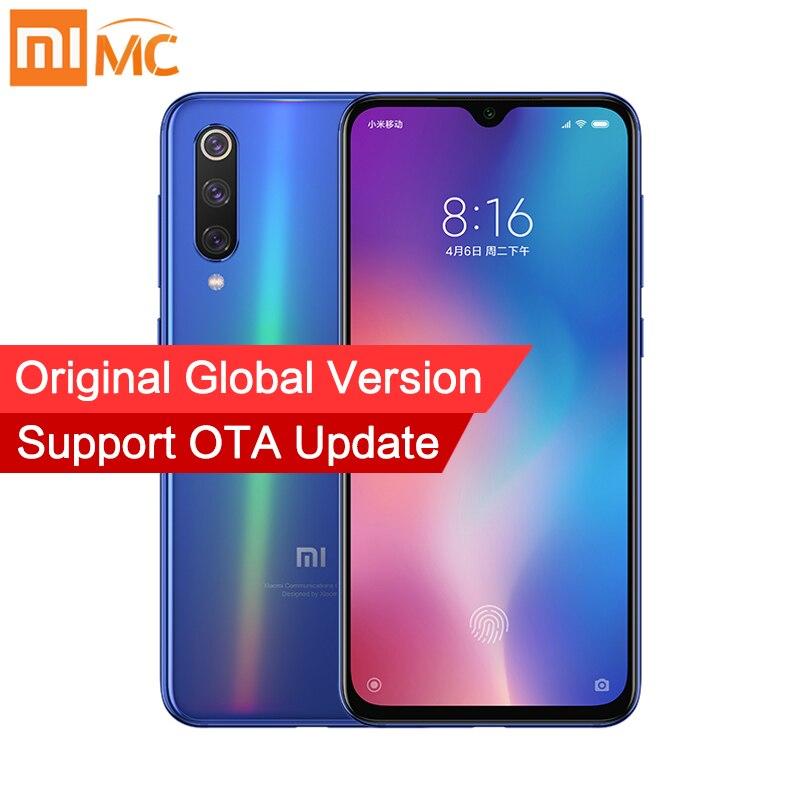 Version mondiale Xiao mi mi 9 SE mi 9 SE téléphones mobiles Snapdragon 712 6 GB 64 GB 5.97 AMOLED FHD + écran 48MP Triple caméras NFC OTA
