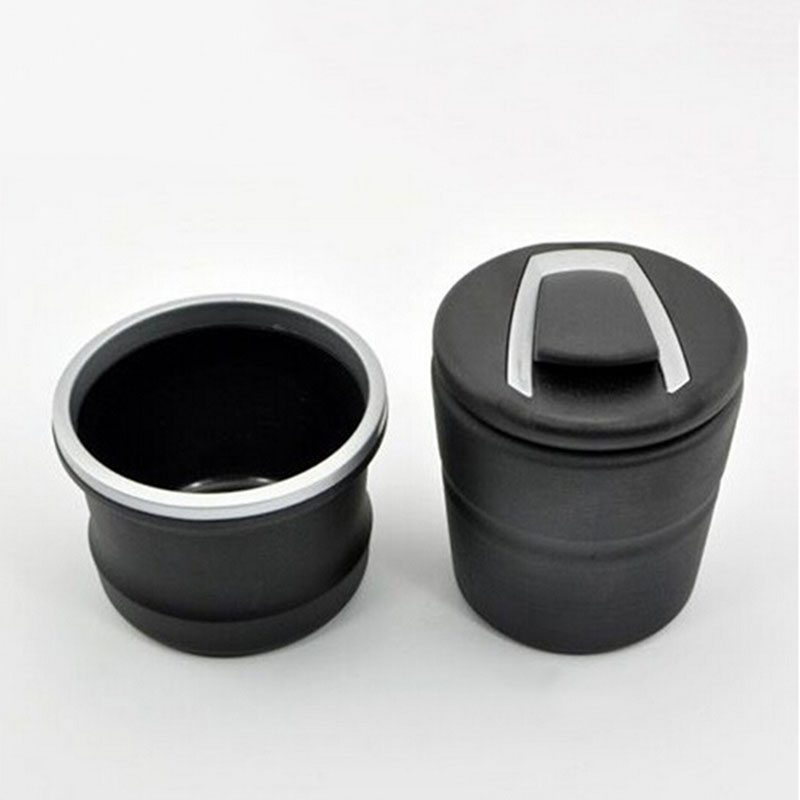 Image 3 - Car Ash Interior LED Ashtray Trash Jar For BMW 1 3 5 7series E70 E71 E90 E92 E93-in Car Ashtray from Automobiles & Motorcycles