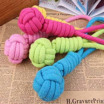 Dog Chews Cotton Knot  4